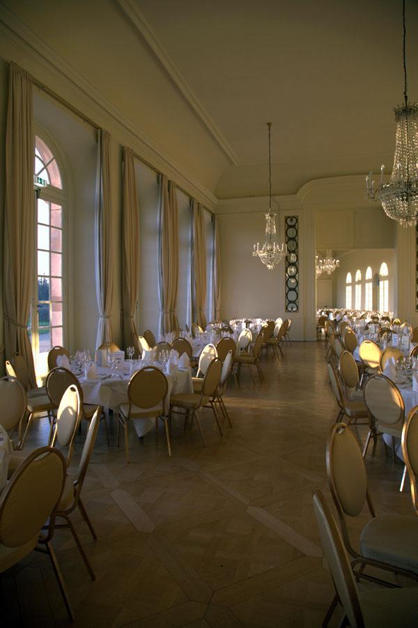Schlossgastronomie Schwetzingen Lachers Restaurant Cafe