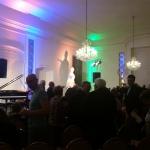 Das Konzert war sehr gut besucht und die Zuhörer waren wieder begeistert.