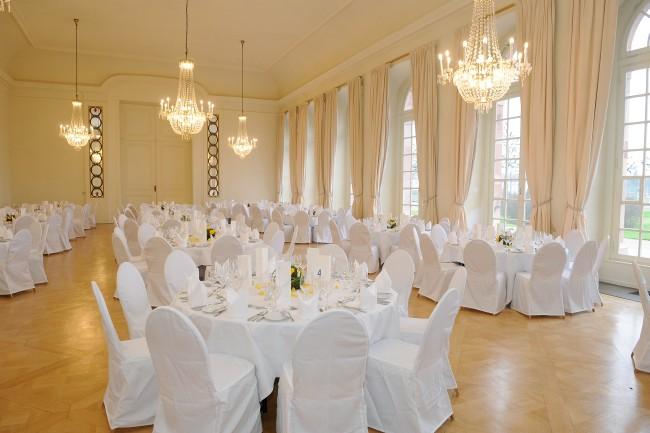 Hochzeiten Schlossrestaurant Schwetzingen