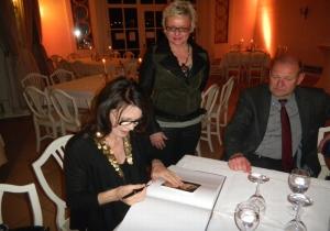 Talk im Schloss mit Iris Berben