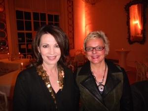 Iris Berben & Ina Lacher