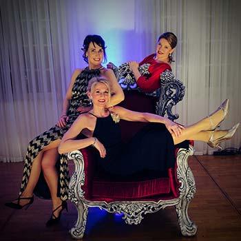 Evas Schwestern - Anne Bade, Christine Laqua und Elena Spitzner