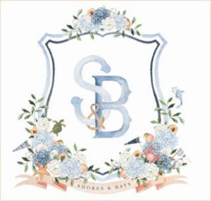 Logo Shores & Bays Wedding Agency