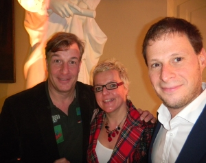 Marc Marshall, Ina Lacher, Thomas Siffling