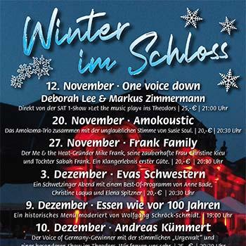 Winter im Theodors- Anzeige